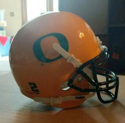 OREGON DUCKS YELLOW ALTERNATE SCHUTT Throwback Mini Helmet N