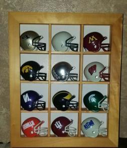 Original Riddell Big Ten  Pocket Pro Mini Football Helmets S