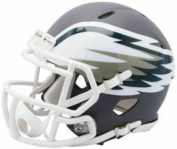 Philadelphia Eagles Amp Alternate Riddell Speed Mini Helmet