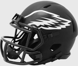 Philadelphia Eagles Eclipse Alternate Speed Mini Helmet Repl