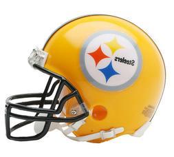 Riddell Pittsburgh Steelers 75Th Anniversary Replica Mini He