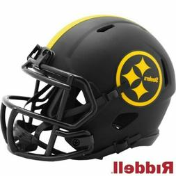 Pittsburgh Steelers Eclipse Alternate Riddell Speed Mini Hel