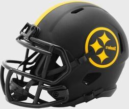 pittsburgh steelers eclipse alternate speed mini helmet