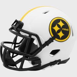 Pittsburgh Steelers Lunar Eclipse Alternate Riddell Speed Mi