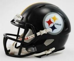 Pittsburgh Steelers Mini Speed Replica Helmet  NFL Miniature