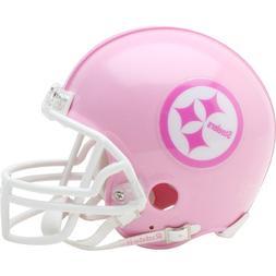 Riddell Pittsburgh Steelers Pink Replica Mini Helmet