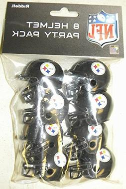 Riddell Pittsburgh Steelers Team Helmet Party Pack