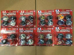 Riddell Pocket Pro Helmet Set 32 Full NFL Mini Pocket Helmet
