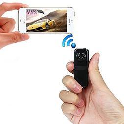 Jiusion 680 x 480P Portable Wireless Wi-Fi Camera Recorder S