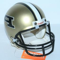 Purdue Boilermakers Football Padded Mini Helmet Sports Fan C