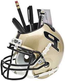 PURDUE BOILERMAKERS NCAA Schutt Mini Football Helmet DESK CA