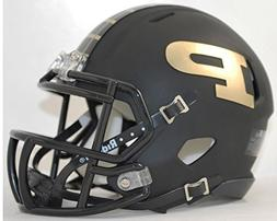 PURDUE BOILERMAKERS NCAA Riddell Revolution SPEED Mini Footb