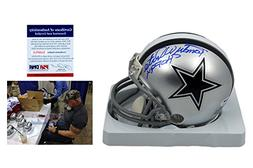 randy white signed dallas cowboys
