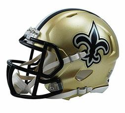 Riddell New Orleans Saints NFL Replica Speed Mini Football H