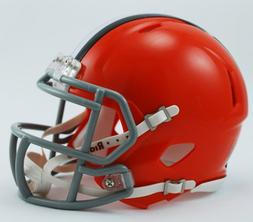 Riddell Cleveland Browns NFL Replica Speed Mini Football Hel