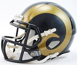 Riddell NFL St. Louis Rams Revolution Speed Mini Helmet