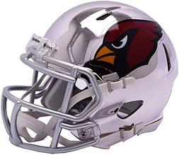 Riddell Arizona Cardinals Chrome Alternate Speed Mini Footba