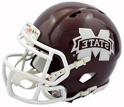 Sports Memorabilia Riddell Mississippi State Bulldogs 2016 R