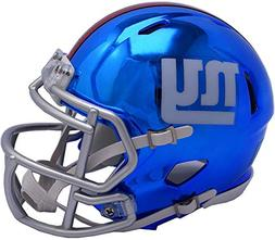 Riddell New York Giants Chrome Alternate Speed Mini Football
