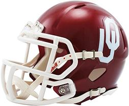 Riddell Oklahoma Sooners Revolution Speed Mini Football Helm