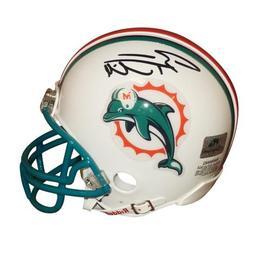 Ryan Tannehill Autographed Miami Dolphins  Mini Helmet