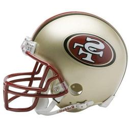 San Francisco 49ers Collectible Replica NFL Football Mini He