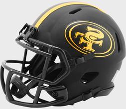 SAN FRANCISCO 49ers NFL Riddell SPEED Mini Football Helmet B