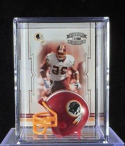 Sean Taylor Washington Redskins Trading Card & Mini-Helmet D