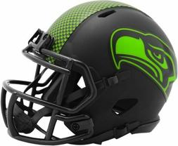 Seattle Seahawks Eclipse Alternate Riddell Speed Mini Helmet
