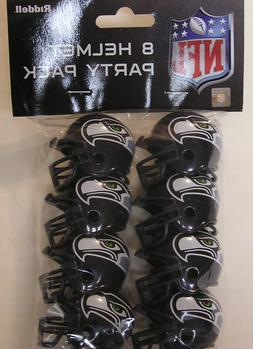 Seattle Seahawks Official NFL 1.5 inch Team Helmet Party Pac