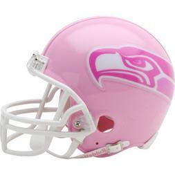 Riddell Seattle Seahawks Pink Replica Mini Helmet