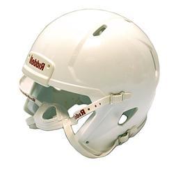Riddell Speed Blank Mini Football Helmet Shell - White
