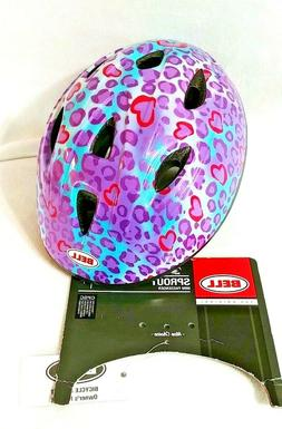 """Bell Sprout Mini Infant Helmet Size 47-52 CM 18.5""""-20.5"""" NEW"""