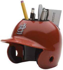 ST. LOUIS CARDINALS MLB Schutt MINI Baseball Batter's Helmet