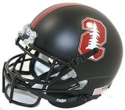 Stanford Cardinal 2015 Alternate Black Schutt Authentic Mini