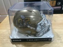 Super Bowl 50 Mini Helmet