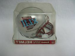 super bowl xlll 42 replica football mini