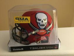 TAMPA BAY BUCCANEERS  Riddell Speed Mini Helmet