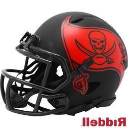 Tampa Bay Bucs Alt Eclipse Riddell Speed Mini Helmet - New i