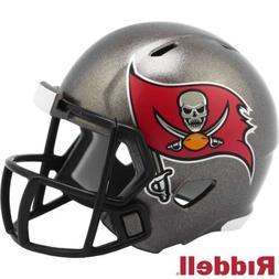 Tampa Bay Bucs Riddell Pocket Pro Mini Football Helmet - New