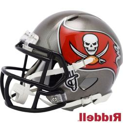 Tampa Bay Bucs Riddell Speed Mini Football Helmet - New 2020