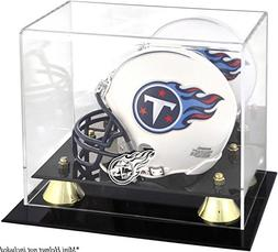 Mounted Memories Tennessee Titans Mini Helmet Display Case