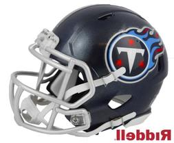 Tennessee Titans Riddell Speed Mini Football Helmet - New in
