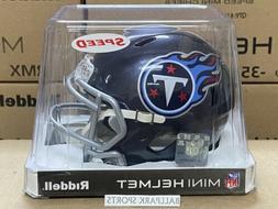 tennessee titans speed mini helmet 2018
