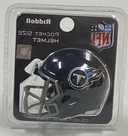 Tennessee Titans - Riddell Speed Pocket Pro Mini Helmet