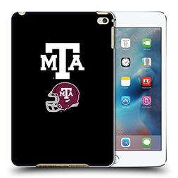 Official Texas A&M University TAMU Helmet Logotype Hard Back
