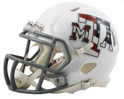 Texas A&M Aggies Riddell Speed Mini Replica Stars & Stripes