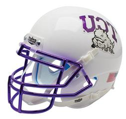 Texas Christian Horned Frogs Alternate 6 Schutt Mini Footbal