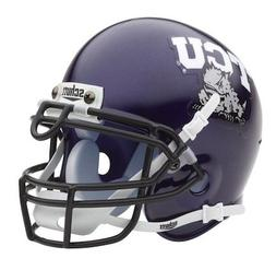 Texas Christian Horned Frogs NCAA Mini Authentic Football He