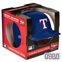 Texas Rangers MLB Rawlings Replica MLB Baseball Mini Helmet